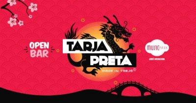 XII Tarja Preta: Open Bar