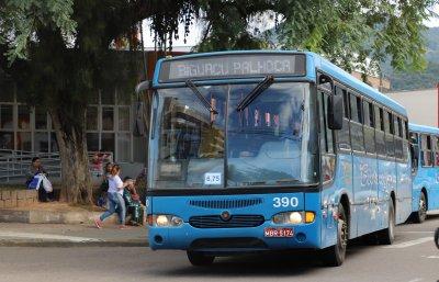 Empresas de ônibus implantam integração entre Biguaçu e Palhoça (Foto Eduardo Pauli - DICOM PMB)