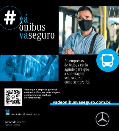 Foto:Campanha Mercedes- Benz Crédito:Divulgção