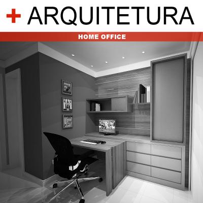 + ARQUITETURA: Home  Office
