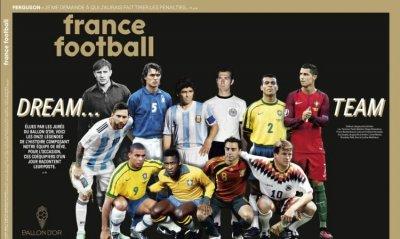 Foto: Reprodução/Twitter/France Football