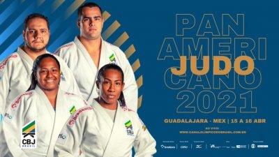 Judô brasileiro estreia em Pan-Americano de Guadalajara